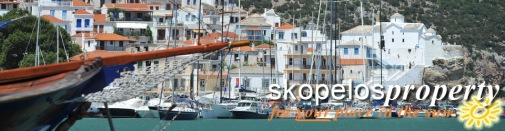 Skopelos property