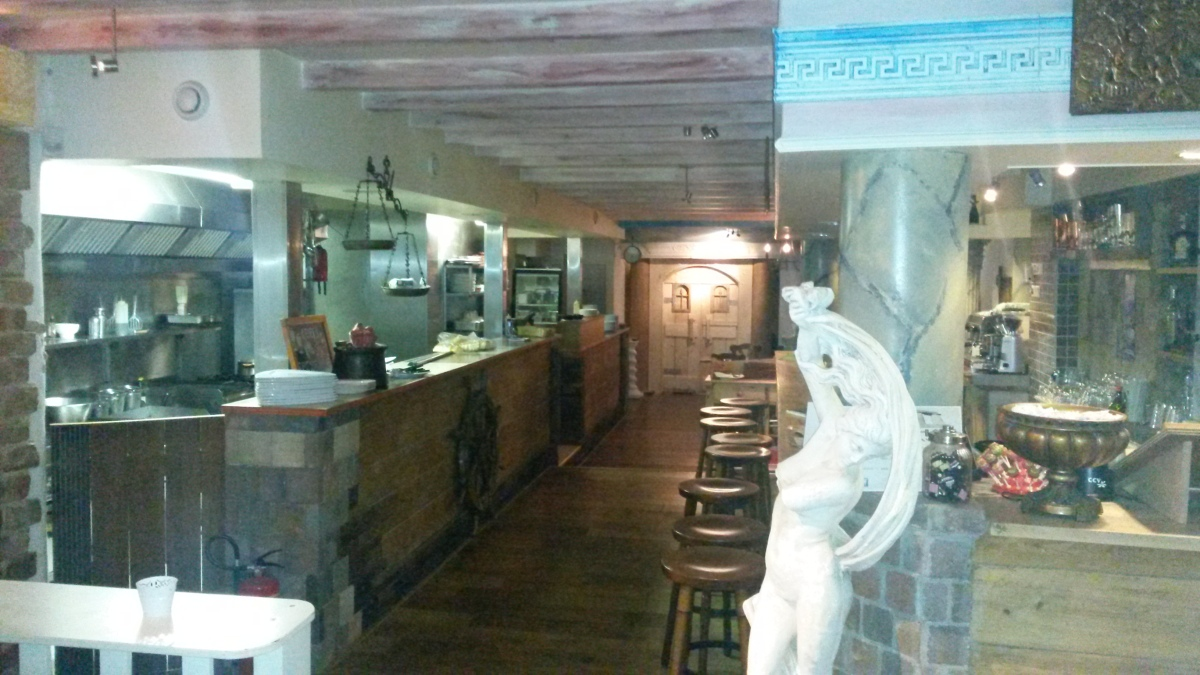Grieks restaurant Mythos (Zuidland)
